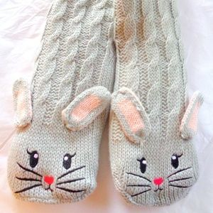 The Cutest Cat Slipper Socks Ever !